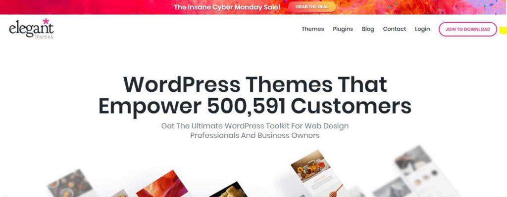 Divi WordPress Theme Review - Green Sage Media